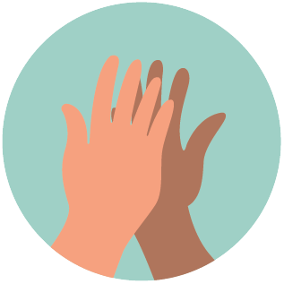 silvernest-high-five-icon